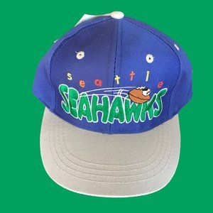 NWT Seattle Seahawks Logo Athletic Kids Hat